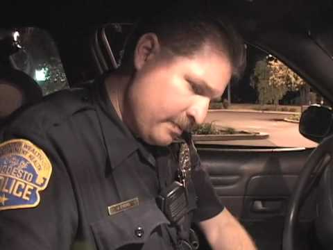 A Day In The Life Of A Modesto Police Officer