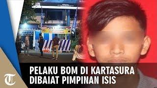 Pelaku Bom Bunuh Diri di Kartasura Dibaiat dan Diajari Buat Bom oleh Pimpinan ISIS via Media Sosial