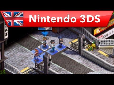 Видео № 2 из игры Shin Megami Tensei: Devil Survivor 2 Record Breaker [3DS]
