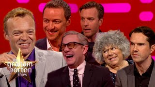 Celebrities That LOVE The Red Sofa! | The Graham Norton Show | Part One