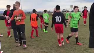 U 13 B ASA vs FC Ingersheim