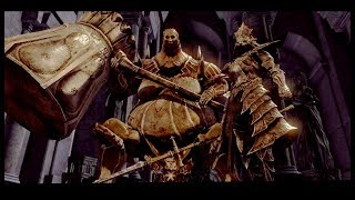 Boss Battle - Ornstein and Smough