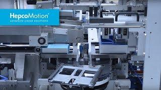 Soluzione GFX Hepco per il settore dell'imballaggio