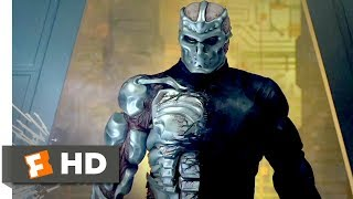 Jason X (2001) - Uber Jason Scene (9/10) | Movieclips