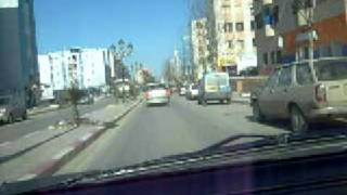 preview picture of video 'Tlemcen, IMAMA (The main Street )  ( تلمسان ـ إيمامة ـ (الشارع الرئيسي'