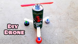 How to make a drone with one motor #diy-drone #diy