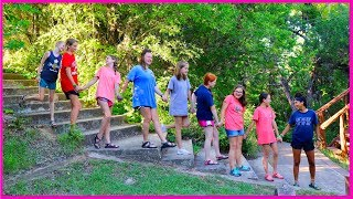 Meet Cabin 12 (What it's Like to be  a Camp Counselor)