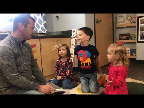 Words With Friends: Director Matt Sits Down With Three TLC Preschoolers