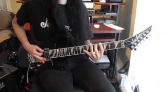 Jackson Custom Soloist Guitar (Demo/Review)