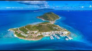 BRITISH VIRGIN ISLANDS: Our Visit To Scrub Island Resort & Marina