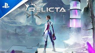 PlayStation Relicta - Launch Trailer | PS4 anuncio
