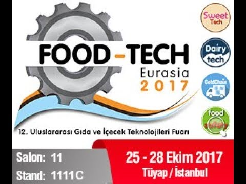 AVRASYA FOOD TECH FUARI 2017