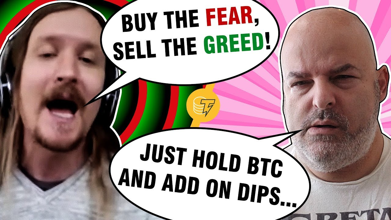 Watch Chartist Dan McDermitt Debate Analyst Ronnie Moas on Why Trading Can Beat Hodling