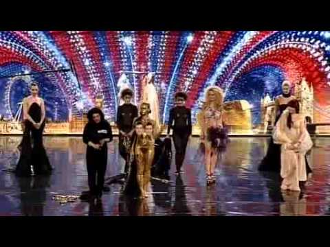 More auditions week 3  It's the Fashion - Britain's Got Talent - Viewer2.flv (видео)