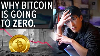 Why Bitcoin is Going to ZERO - The HIDDEN THREAT to Cryptocurrency.