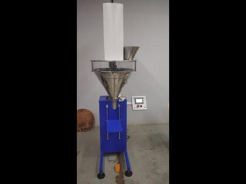 Semi automatic Atta Powder Packing Machine