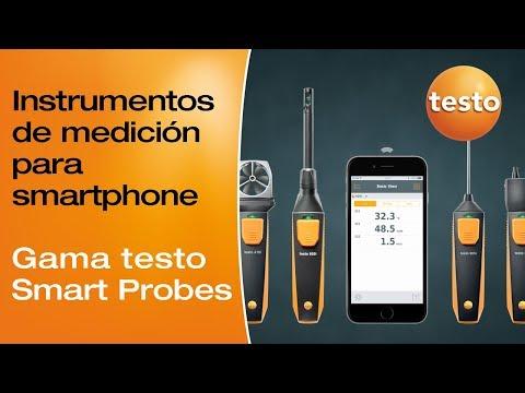 Gama testo Smart Probes