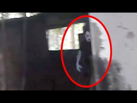 Man Explores This Abandoned Building And Can't Explain What He Witnessed