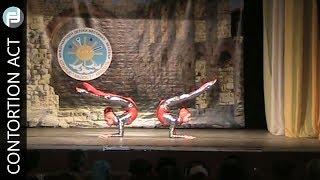 Contortion - Russia - Show: DUO