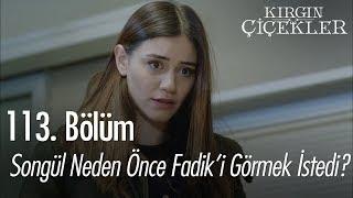 Songül neden önce Fadik'i görmek istedi? - Kırgın Çiçekler 113. Bölüm | Final