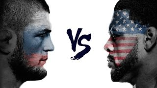 Khabib Nurmagomedov vs  Michael Johnson | Russia vs USA