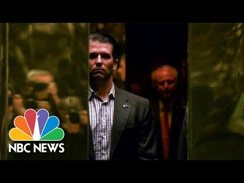 Donald Trump Jr.: The Latest in the Trump–Russia Saga  | Megyn Kelly | NBC News