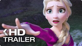 FROZEN 2   3 Minutes Trailers (2019)