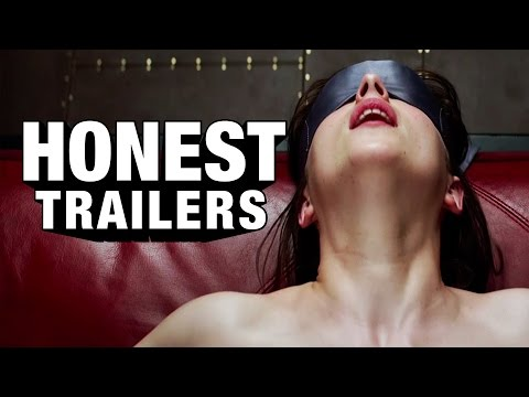 Honest trailers   fifty shades of grey  100th episode
