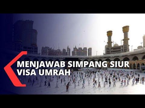 menjawab simpang siur tentang visa umrah