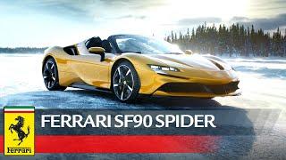 [오피셜] Ferrari SF90 Spider - Beyond imagination