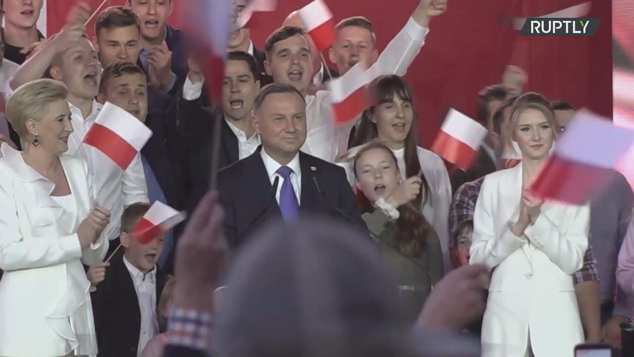Προεδρικές εκλογές στην Πολωνία: Ο Αντρέι Ντούντα κερδίζει την αναμέτρηση