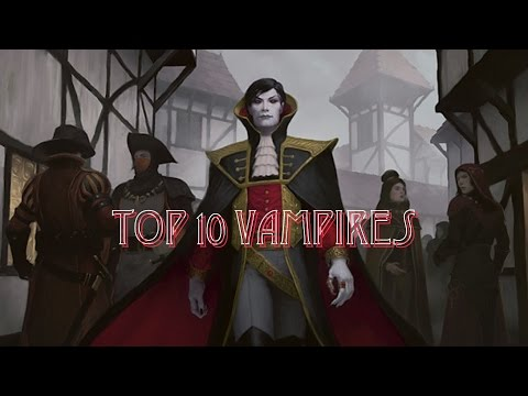 Top 10 Vampires Of Magic: The Gathering Mp3