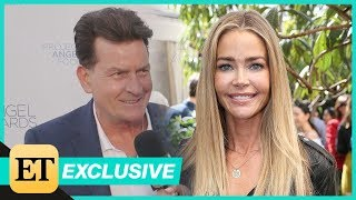 Charlie Sheen On Ex-Wife Denise Richards Joining 'The Real Housewives of Beverly Hills' (Exclusiv…