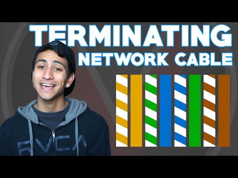 How to Terminate Network Cable