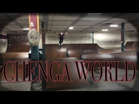 Chenga World Skatepark