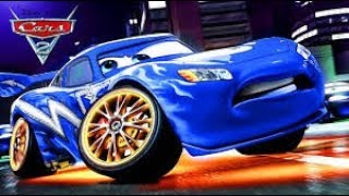 Cars 2 Race Lightning mcqueen Gameplay - Молния Маквин Игра тачки 2