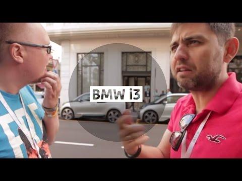Bmw  I3 Хетчбек класса B - тест-драйв 2