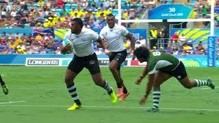 Sri Lanka Vs Fiji  - CWG - 2018
