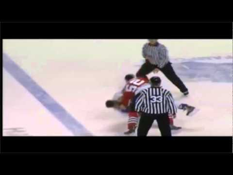 Corey Fulton vs Tyler Sheldrake