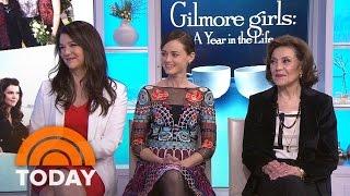 Lauren Graham: Edward Herrmann's Death Left A Void On 'Gilmore Girls' Set | TODAY