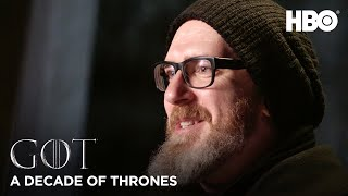 A Decade of Game of Thrones | The Crew (HBO)