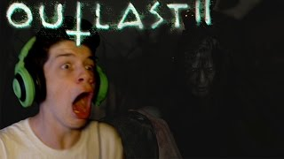 Warning: A LOT OF SCREAMING!! - Outlast 2 - Part 3