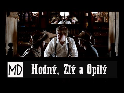 Hodný, Zlý a Opilý | Western Short Film