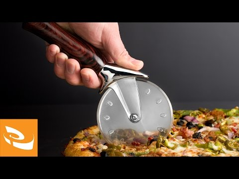 Premium Pizza Cutter Kit (Woodturning Project)