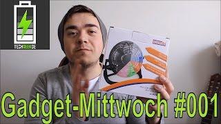 Gadget-Mittwoch #001 Mini USB Ventilator von Mumbi Test & Gewinnspiel