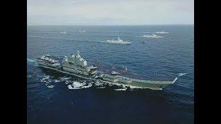 一年下水一个舰队:外媒惊呼看不懂中国舰艇下饺子的速度!