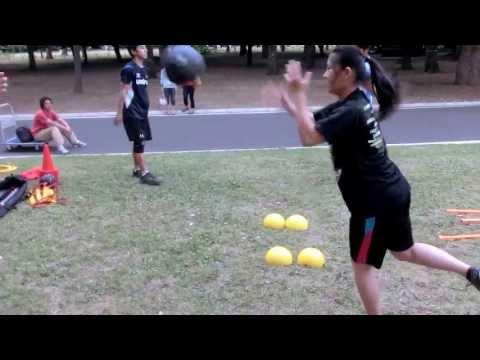 【中学生】バランストレーニング