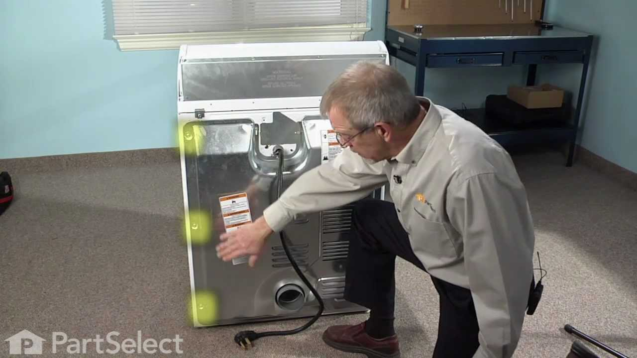Replacing your Whirlpool Dryer Thermal Cut-Off Kit