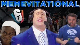 Memevitational 2018 !claimcharm | Rainbow Six Siege Invitational, Penta vs Evil Geniuses Final
