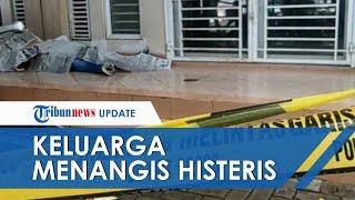 Keluarga Pengusaha Pelayaran yang Tewas setelah Ditembak Empat Kali di Jakut Histeris di RS
